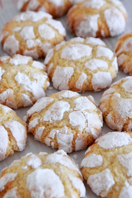 עוגיות לימון מתפוצצות | צילום: נטלי לוין