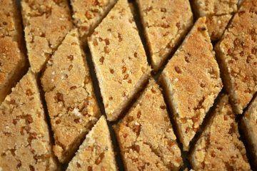 עוגת חילבה | צילום: חוסיין שקרה
