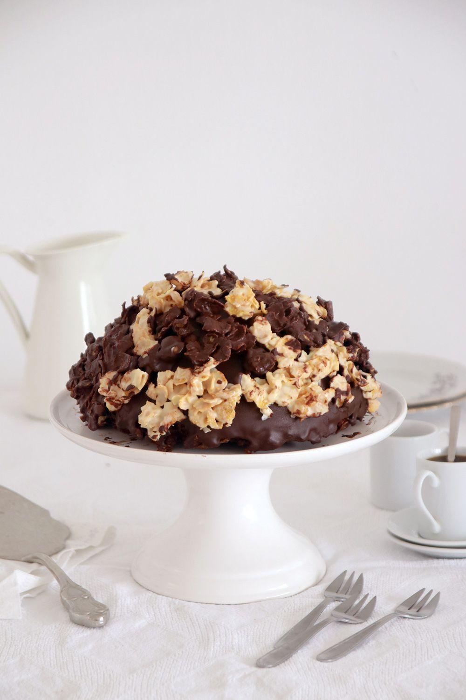 בומב שוקולד וקורנפלקס | צילום: נטלי לוין