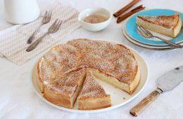 טארט גבינה סניקרדודלס | צילום: נטלי לוין