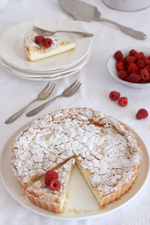 פאי גבינה פירורים | צילום: נטלי לוין
