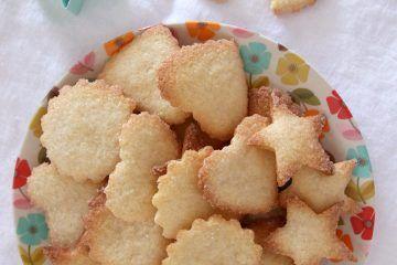 עוגיות חמאה בציפוי סוכר | צילום: נטלי לוין