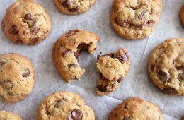 עוגיות שוקולד צ'יפס קלאסיות | צילום: נטלי לוין