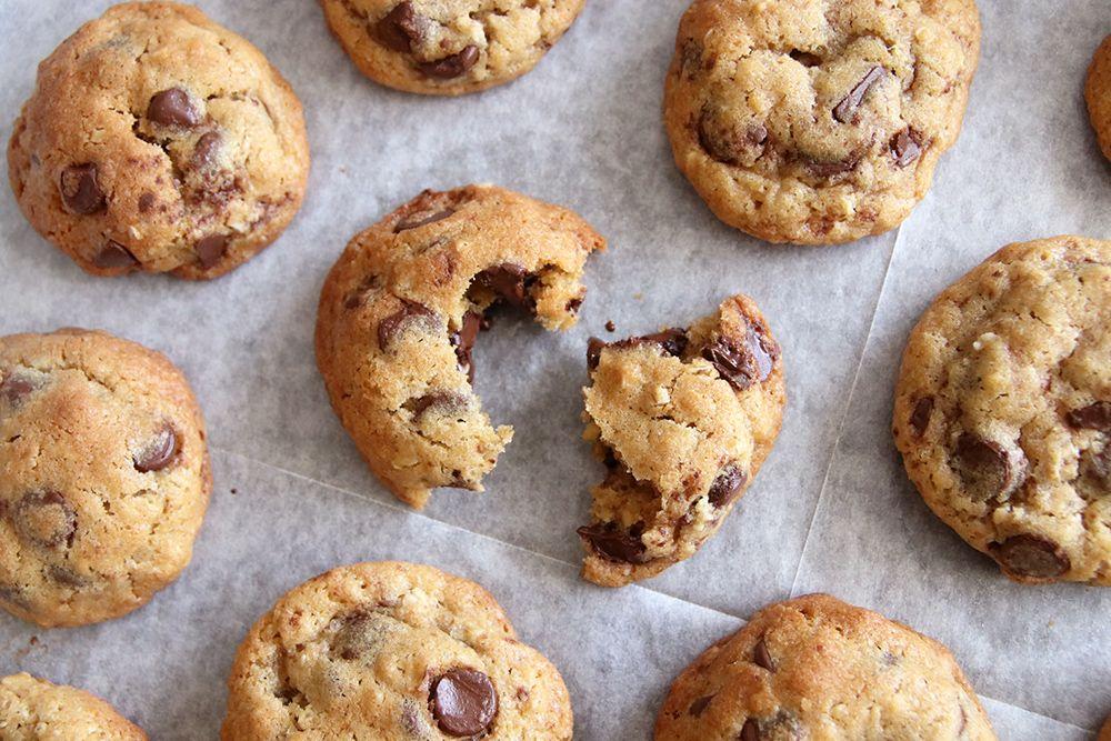 עוגיות שוקולד צ'יפס קלות בחצי שעה   צילום: נטלי לוין