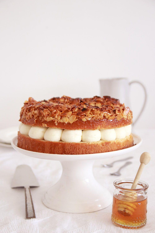 עוגת עקיצת הדבורה | צילום: נטלי לוין
