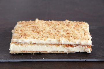 עוגת נפוליאון – קרמשניט | צילום: נטלי לוין