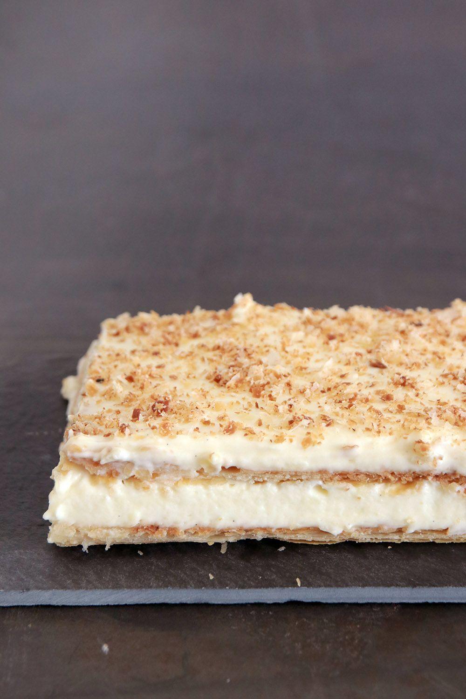 קרמשניט - עוגת נפוליאון | צילום: נטלי לוין