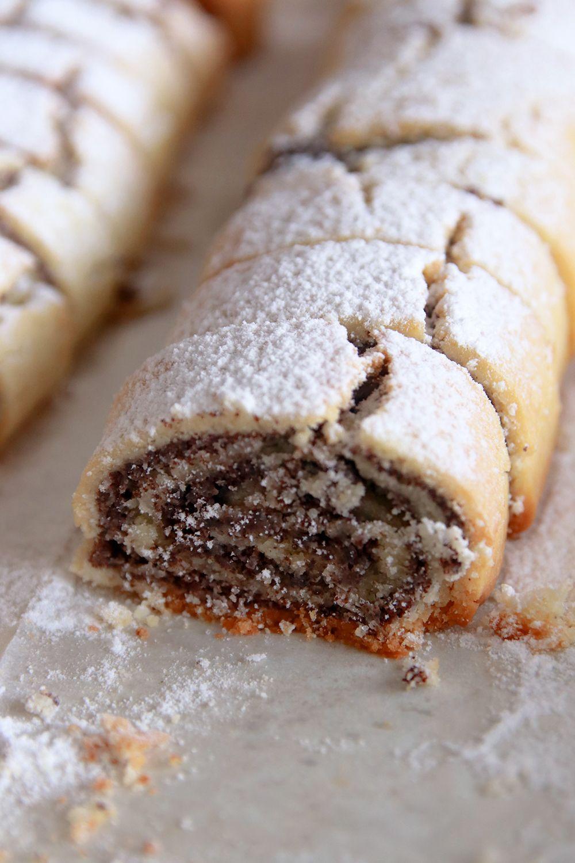 עוגיות רולדת פרג   צילום: נטלי לוין