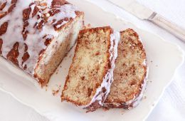 עוגת סינבון – עוגת קינמון רכה בחושה | צילום: נטלי לוין