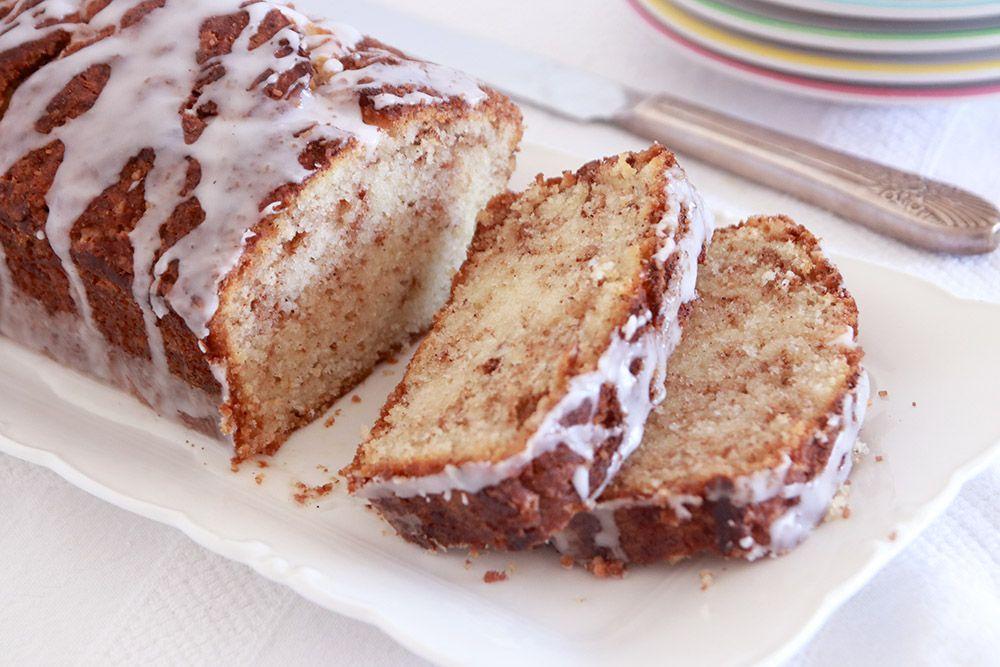 עוגת סינבון – עוגת קינמון רכה בחושה   צילום: נטלי לוין