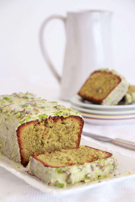 עוגת פיסטוק בחושה   צילום: נטלי לוין